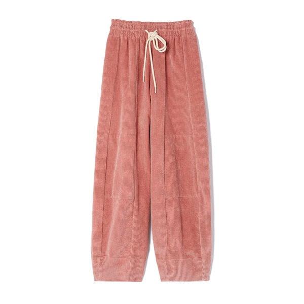 Bassike Long Rise Cord Pants