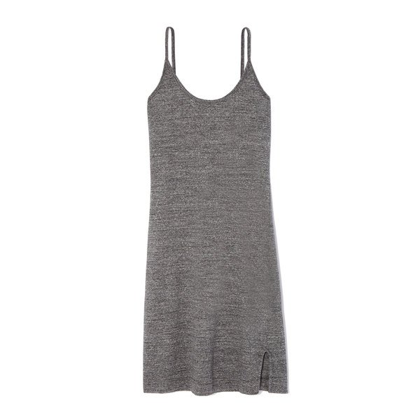 Bassike Slub Jersey Slip Dress