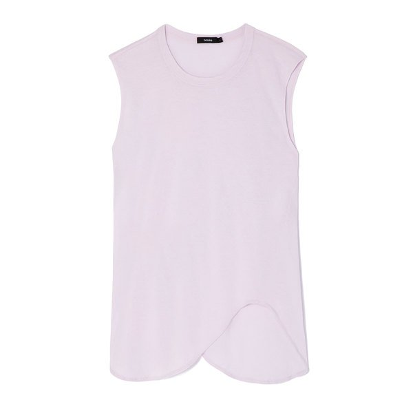 Bassike French Seam Tank Top
