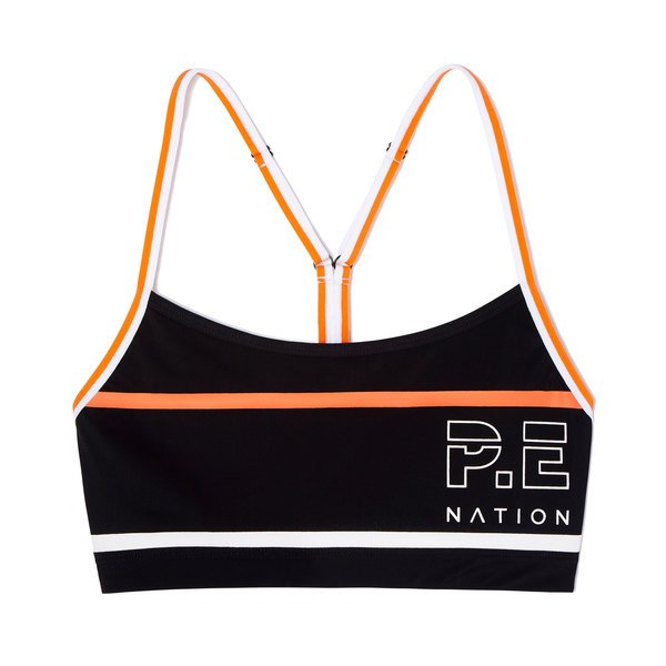 P.E. Nation The Chariot Crop Top