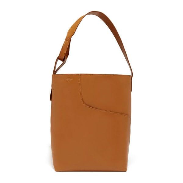 ATP Atelier Pienza Terra Bucket Bag