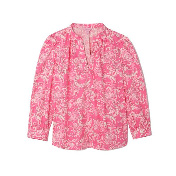 Lilly Pulitzer Paltrow Blouse