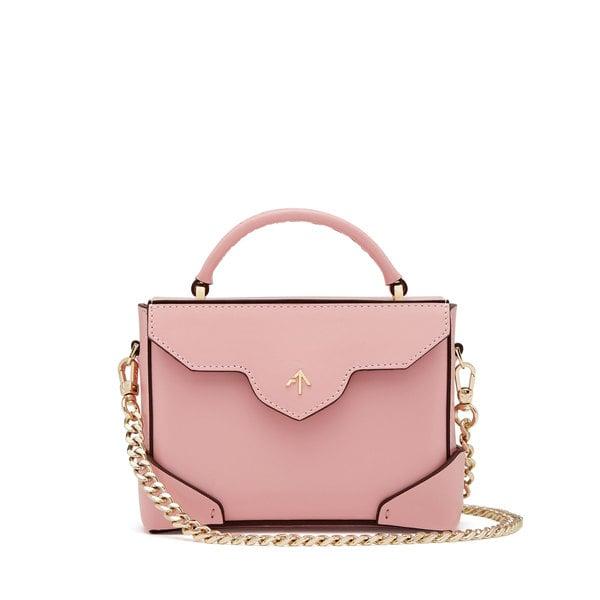 MANU Atelier Micro Bold Bag With Top Handle