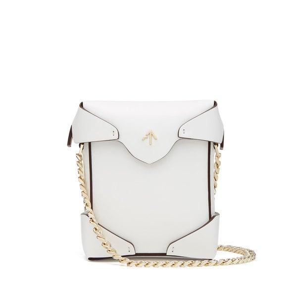 MANU Atelier Micro Pristine With Chain Bag