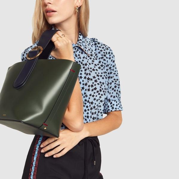 Joseph Sevres Shoulder Bag