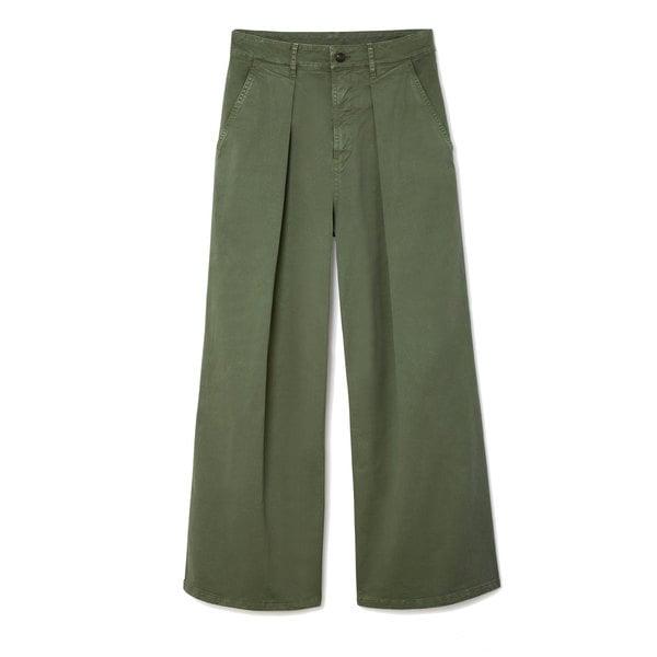 G. Label Madeline Wide-Leg Utility Pants