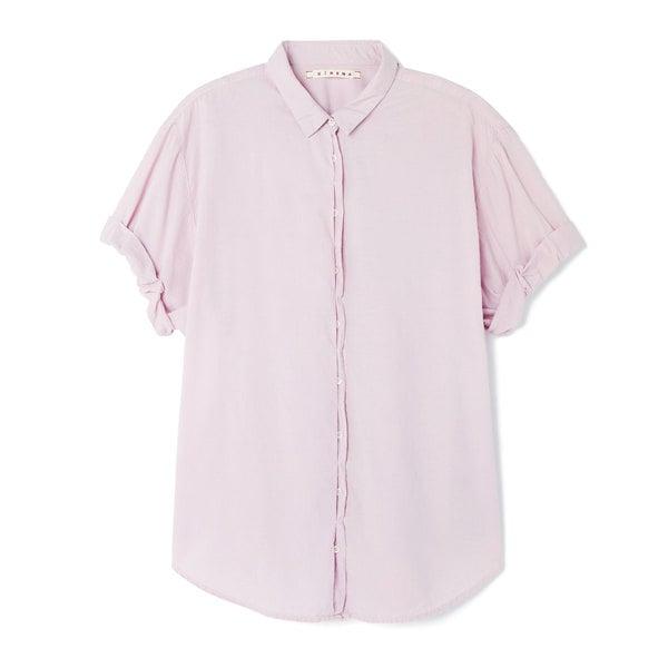 Xirena Channing Short-Sleeve Shirt