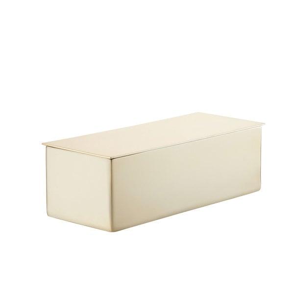goop x CB2 Oro Champagne Gold Box