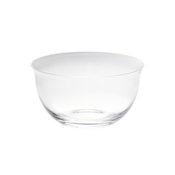 goop x CB2 Wilton Large Glass Bowl
