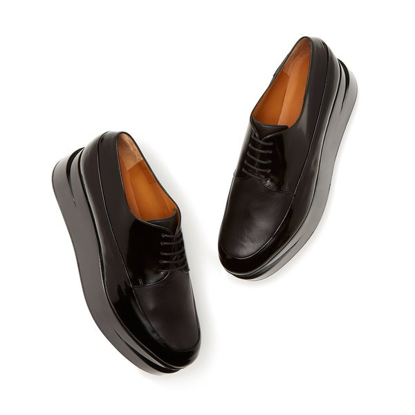 Clergerie Lucie Stacked Loafers