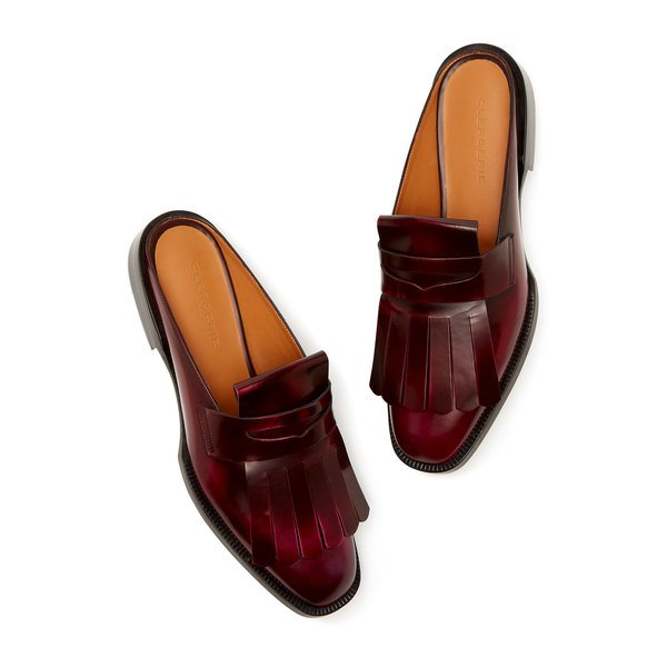 Clergerie Yumi Slip-On Loafers