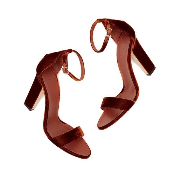 Victoria Beckham Anna Heel Sandal
