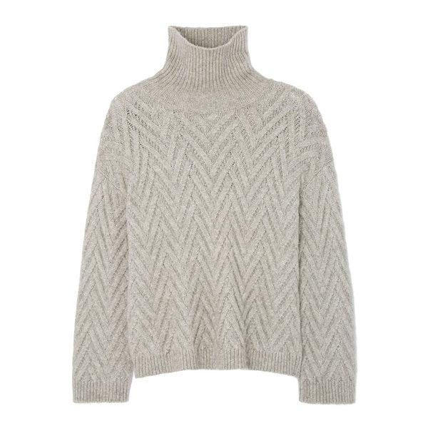 Nili Lotan Lee Wool-Blend Sweater