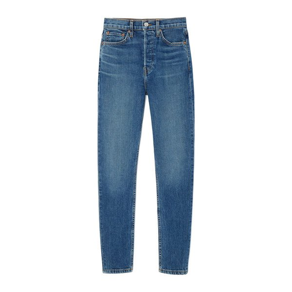 RE/DONE Ultra-High Rise Jeans
