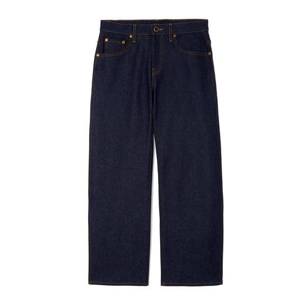 Khaite Wendall Cropped Wide-Leg Jeans