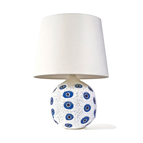 Netto-Nocon  Corfu Ceramic Stoneware Lamp