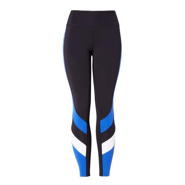 Splits59 Venice Striped Full-Length Leggings