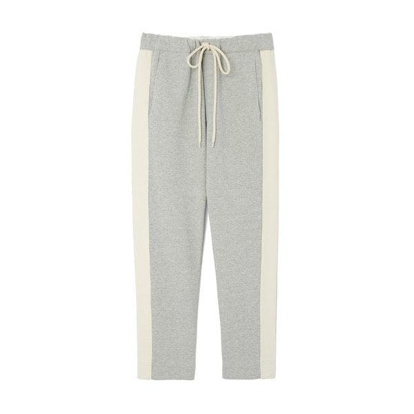 Bassike Cotton Detail Tracksuit Pants