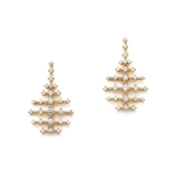 Fernando Jorge Disco Mini Earrings