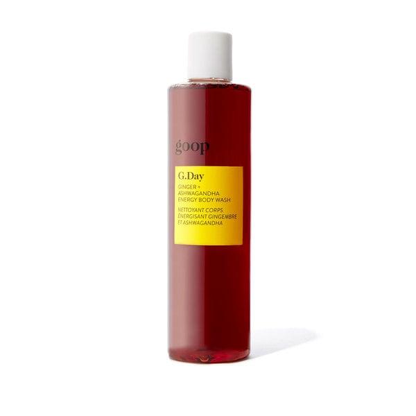 goop Beauty G.Day Ginger + Ashwagandha Energy Body Wash