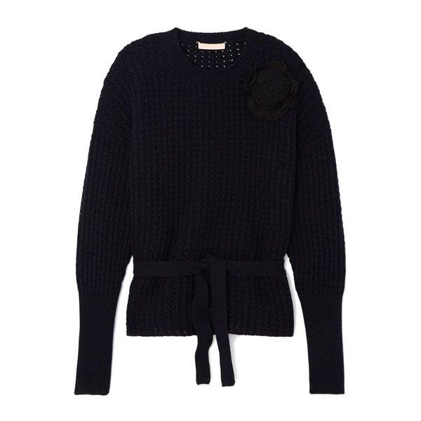 Brock Collection Kaori Knit Wool-Cashmere Sweater