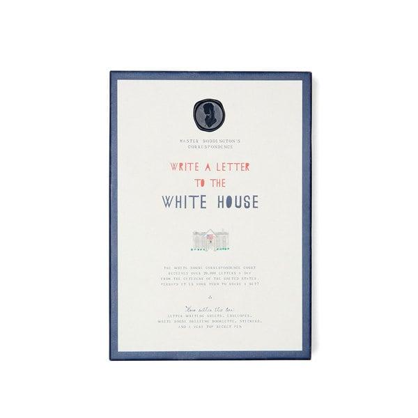 Mr. Boddington's Studio Write to the White House Kit