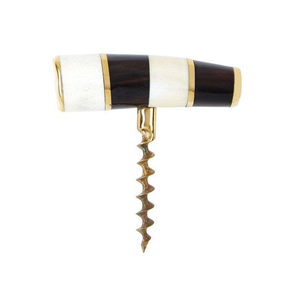 Poglia Horn & Bone Corkscrew