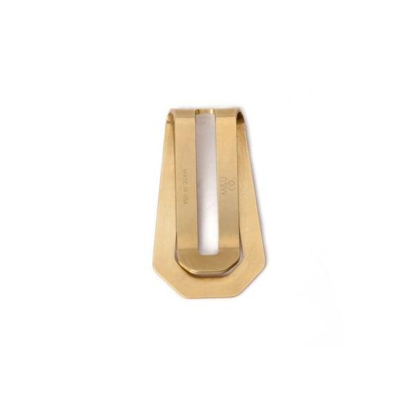 Maxx&Unicorn Co. Brass Money Clip