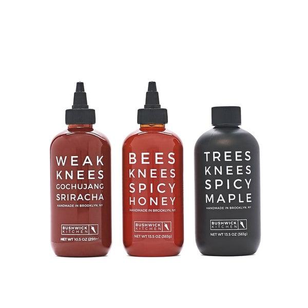 Bushwick Kitchen Threes Knees Spicy Trio Sauce