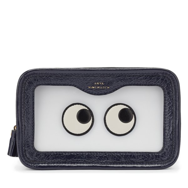 Anya Hindmarch Rainy Day Make Up Pouch Eyes