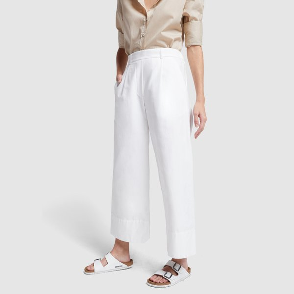 Matteau The Cropped Summer Trouser