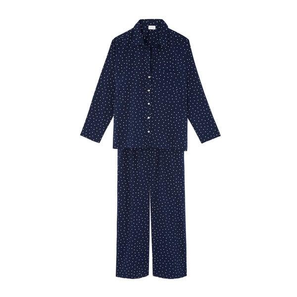 Pour Les Femmes Stars Pajama Set