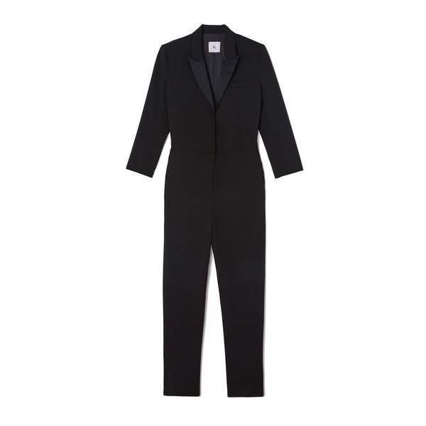 G. Label Elgin Tuxedo Jumpsuit