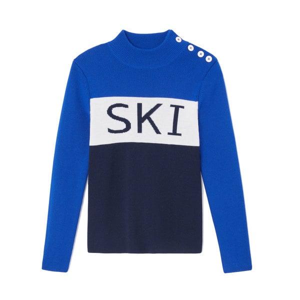 Tory Sport Performance Merino Ski Sweater