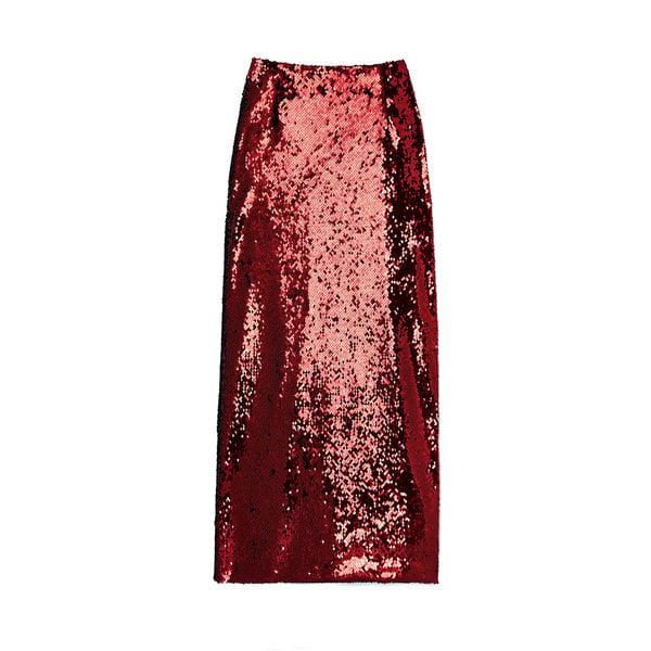 G. Label Flynn Sequin Skirt