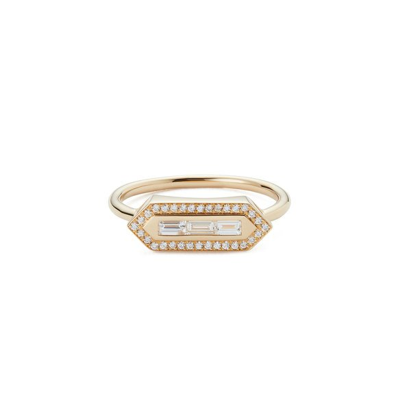 Azlee E/W Diamond Ring