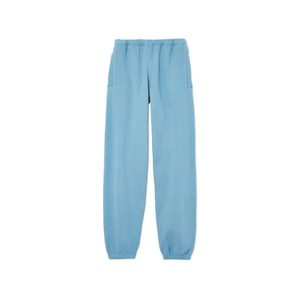 Entireworld Faded-Blue Cotton Sweatpants
