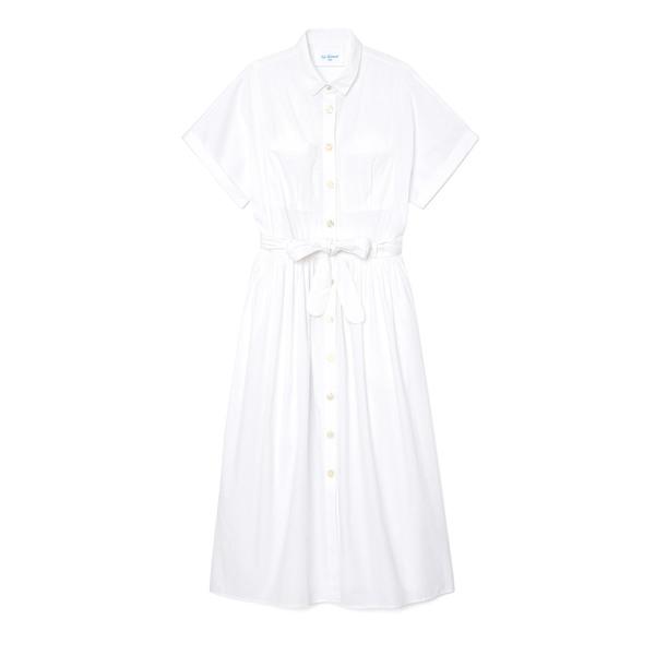 Loup Charmant Cotton Poplin Pamlico Shirtdress