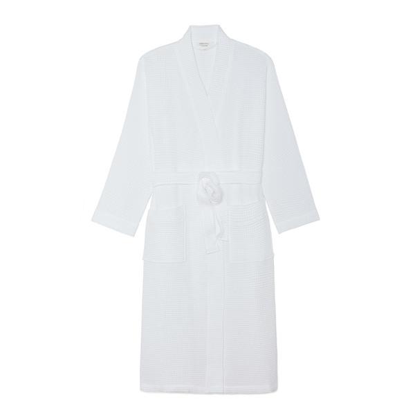 Coyuchi  Organic Cotton Waffle Robe