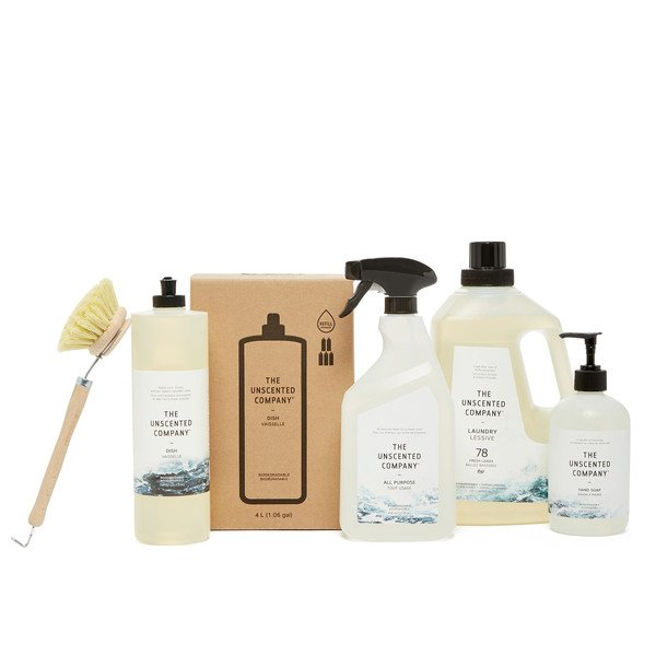 The Unscented Company  Starter Kit