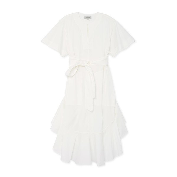Lee Mathews Eleanor Tee Cotton Dress
