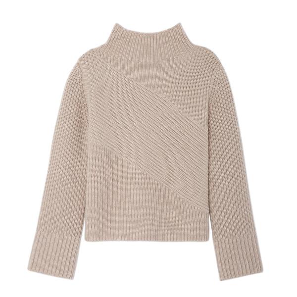G. Label Keane Funnel-Neck Sweater