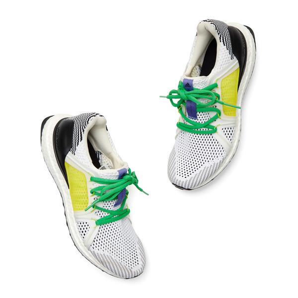 Adidas by Stella McCartney UltraBOOST S. Mesh Color-Block Sneakers