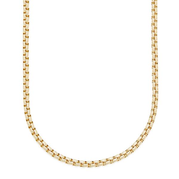 Laura Lombardi Essential Box Chain Necklace