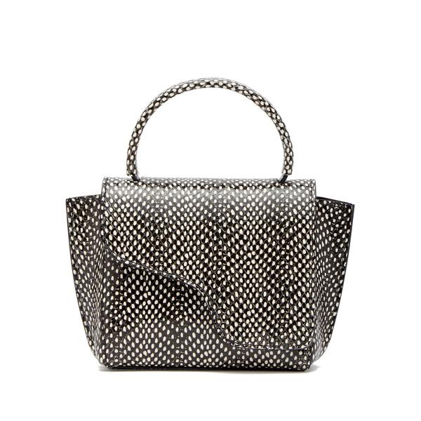 ATP Atelier Montalcino Printed Snake Handbag