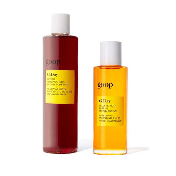 goop Beauty G.Day Morning Duo