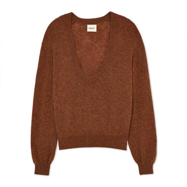 Khaite Mallory Cashmere Sweater