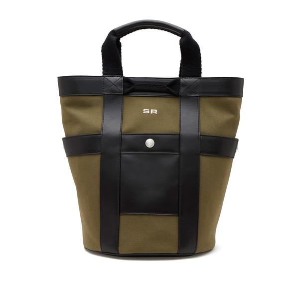 Sonia Rykiel Canvas Bucket Bag