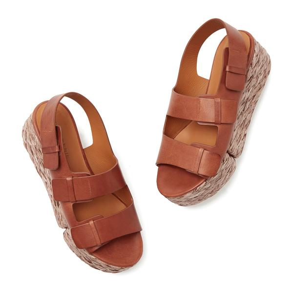 Clergerie Atoll Flatform Sandals