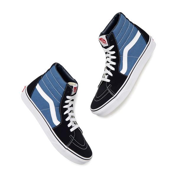 Vans Sk8-Hi Navy Sneakers